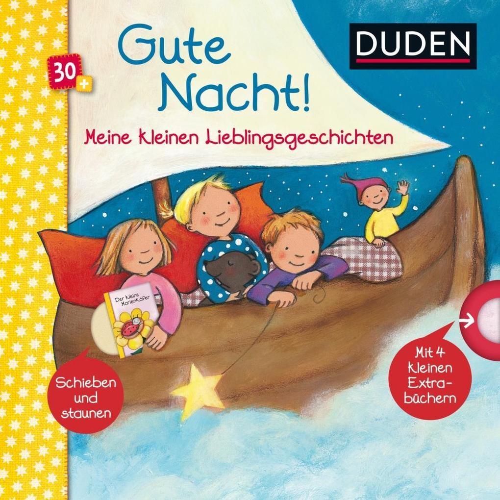 Gute Nacht! Meine kleinen Lieblingsgeschichten als Buch (kartoniert)