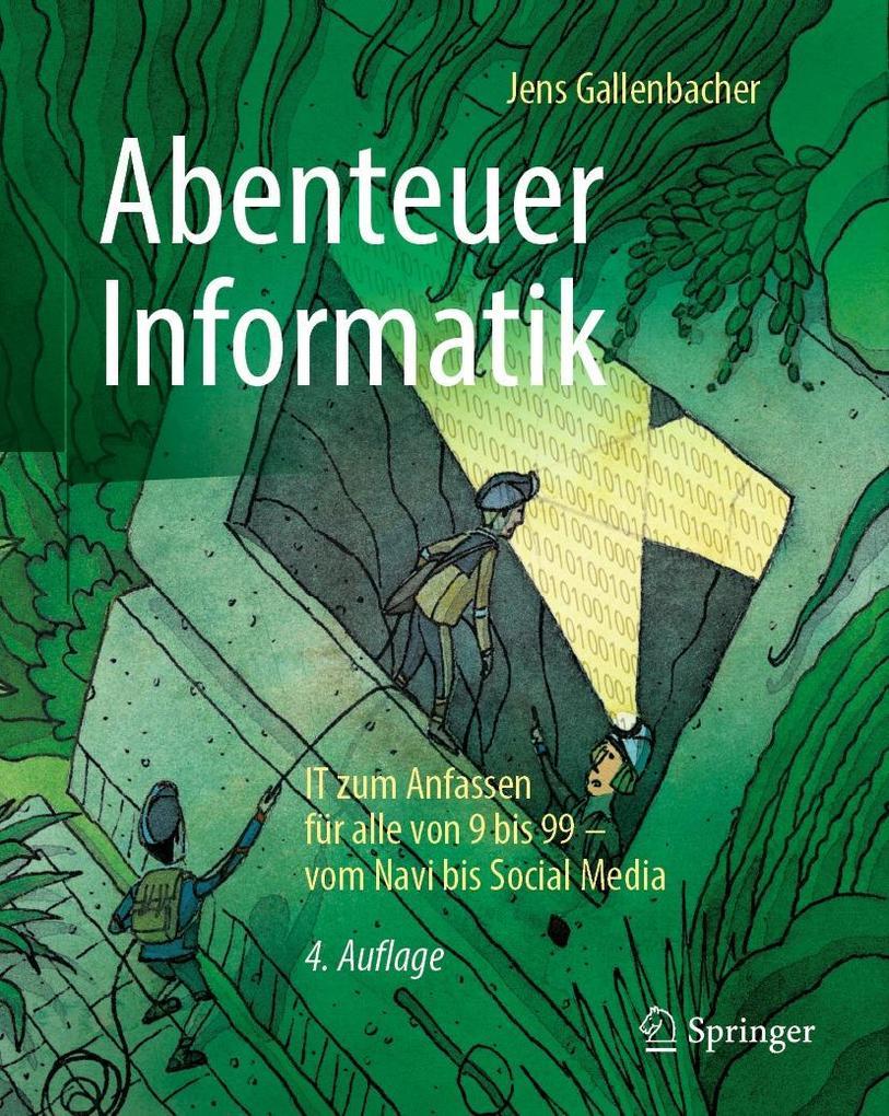 Abenteuer Informatik als eBook Download von Jen...