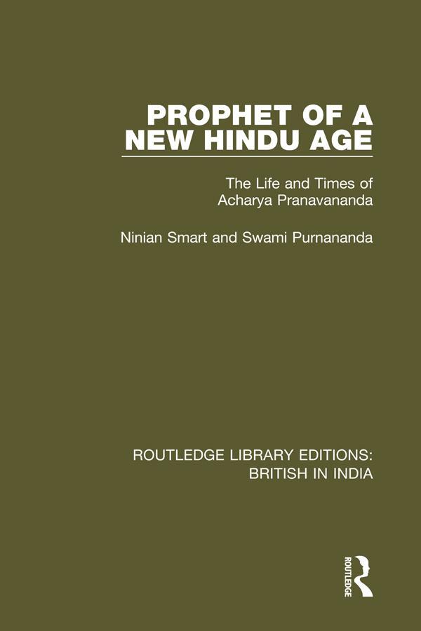 Prophet of a New Hindu Age als eBook Download v...