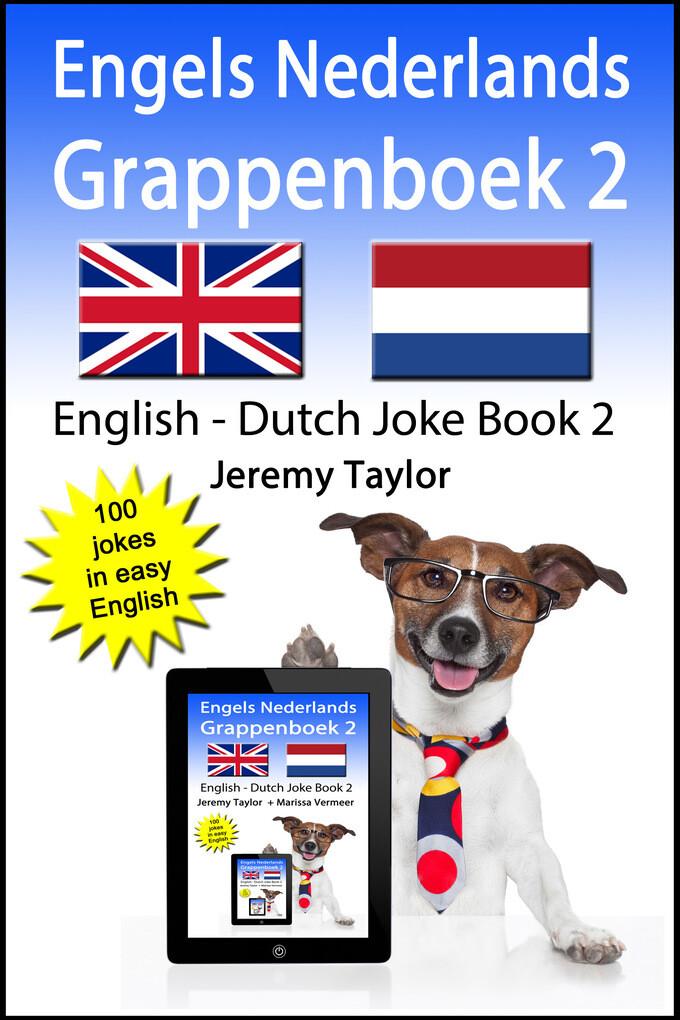 Engels Nederlands Grappenboek 2 (English Dutch ...