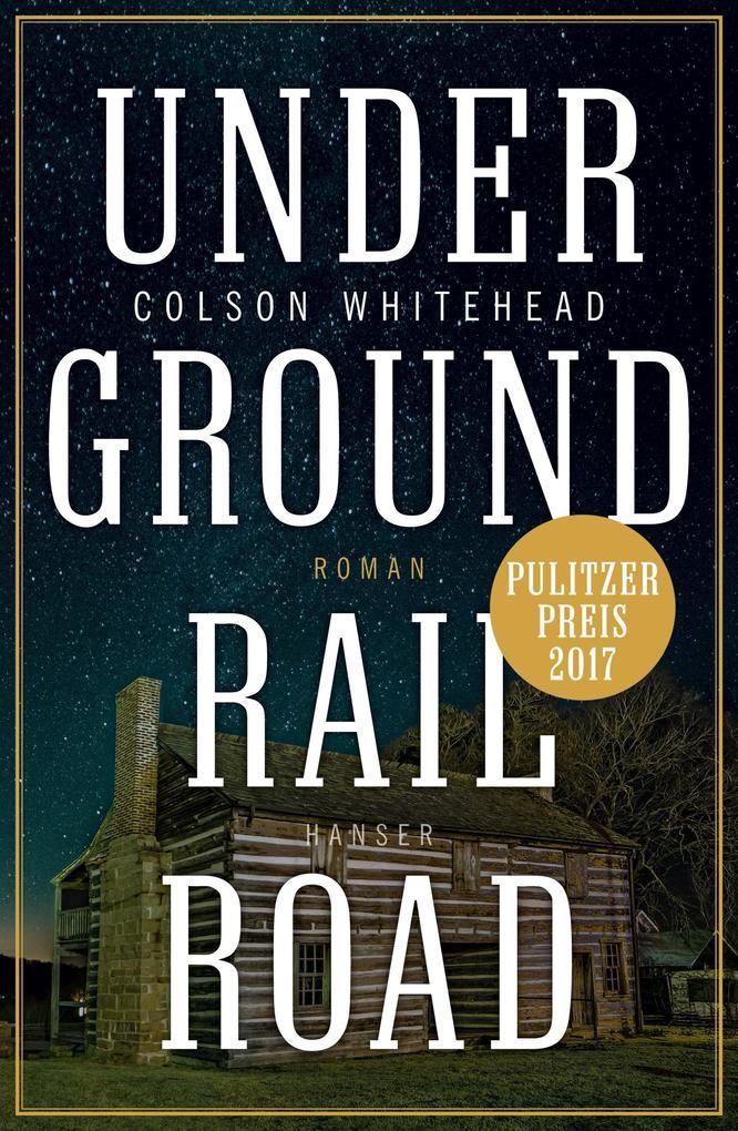 Underground Railroad als Buch