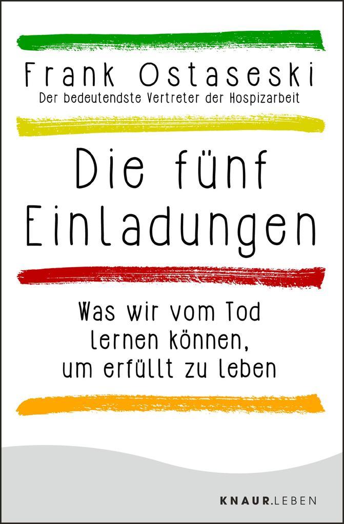 Die fünf Einladungen als eBook Download von Fra...