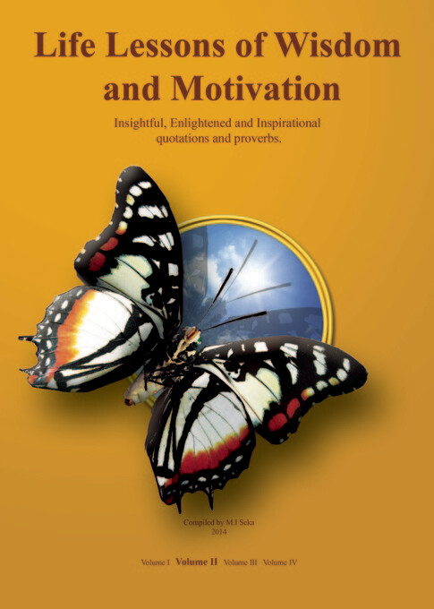 Life Lessons of Wisdom & Motivation: Volume II ...