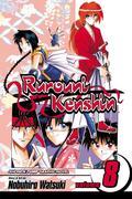 Rurouni Kenshin, Vol. 8
