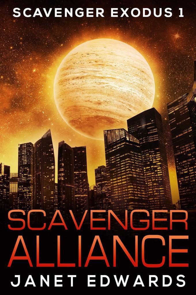 Scavenger Alliance (Exodus, #1) als eBook