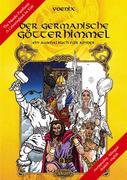 Der germanische Götterhimmel - Ein Ausmalbuch für Kinder