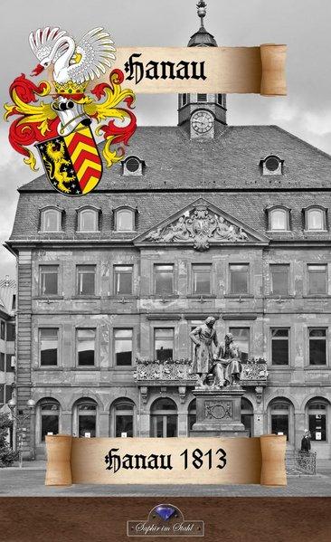 Hanau 1813 als Buch