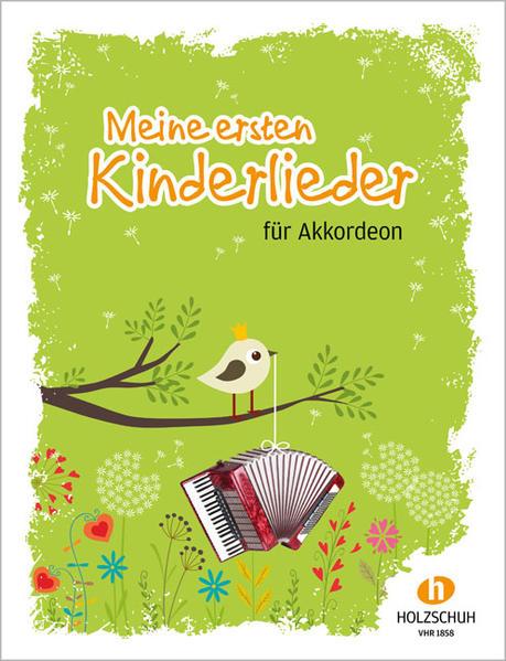 Meine ersten Kinderlieder als Buch von Ralf Stock