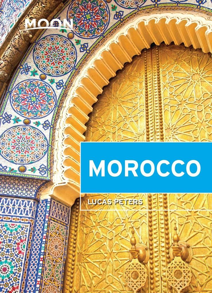 Moon Morocco als eBook Download von Lucas Peters