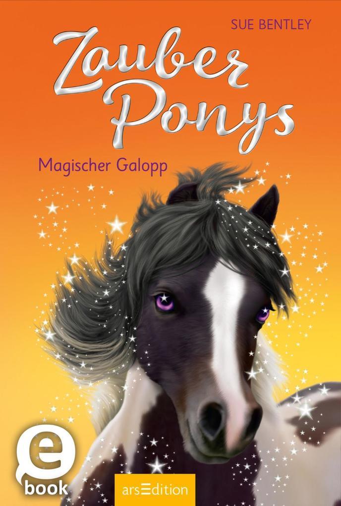 Zauberponys - Magischer Galopp als eBook Downlo...