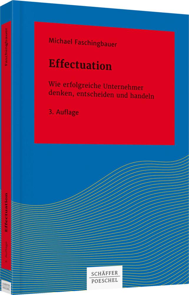 Effectuation als Buch