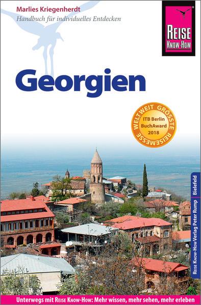 Reise Know-How Reiseführer Georgien als Buch vo...