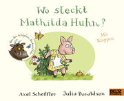 Wo steckt Mathilda Huhn?