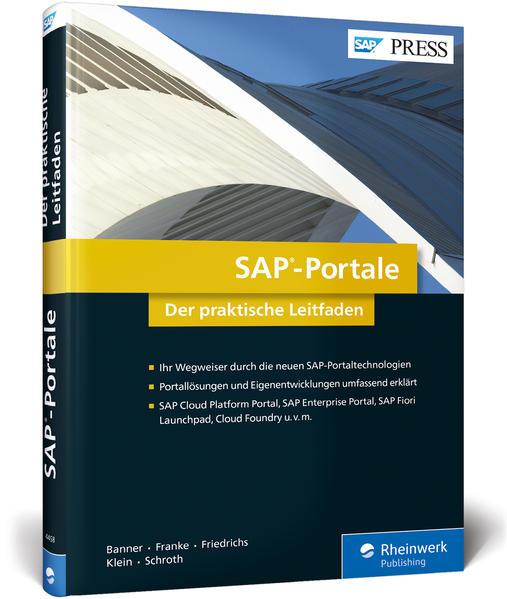 SAP-Portale als Buch