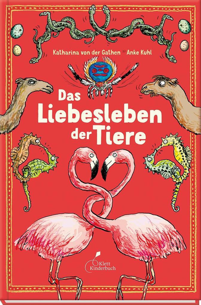 Das Liebesleben der Tiere als Buch