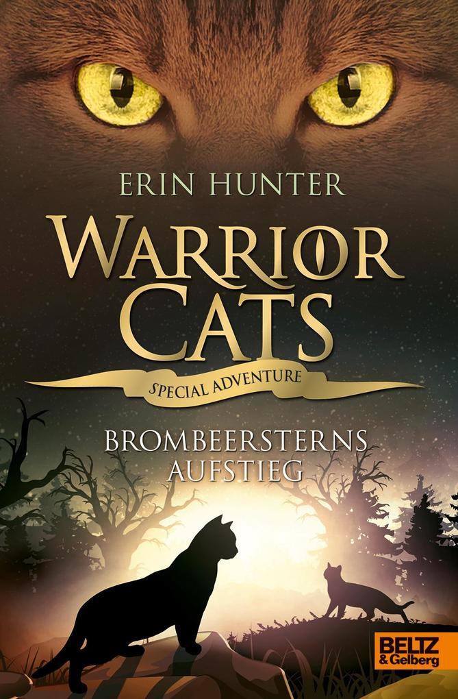 Warrior Cats - Special Adventure. Brombeersterns Aufstieg als Buch