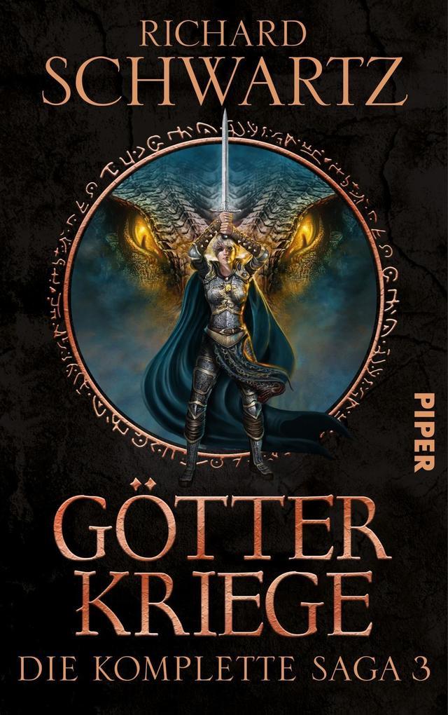 Götterkriege als Buch