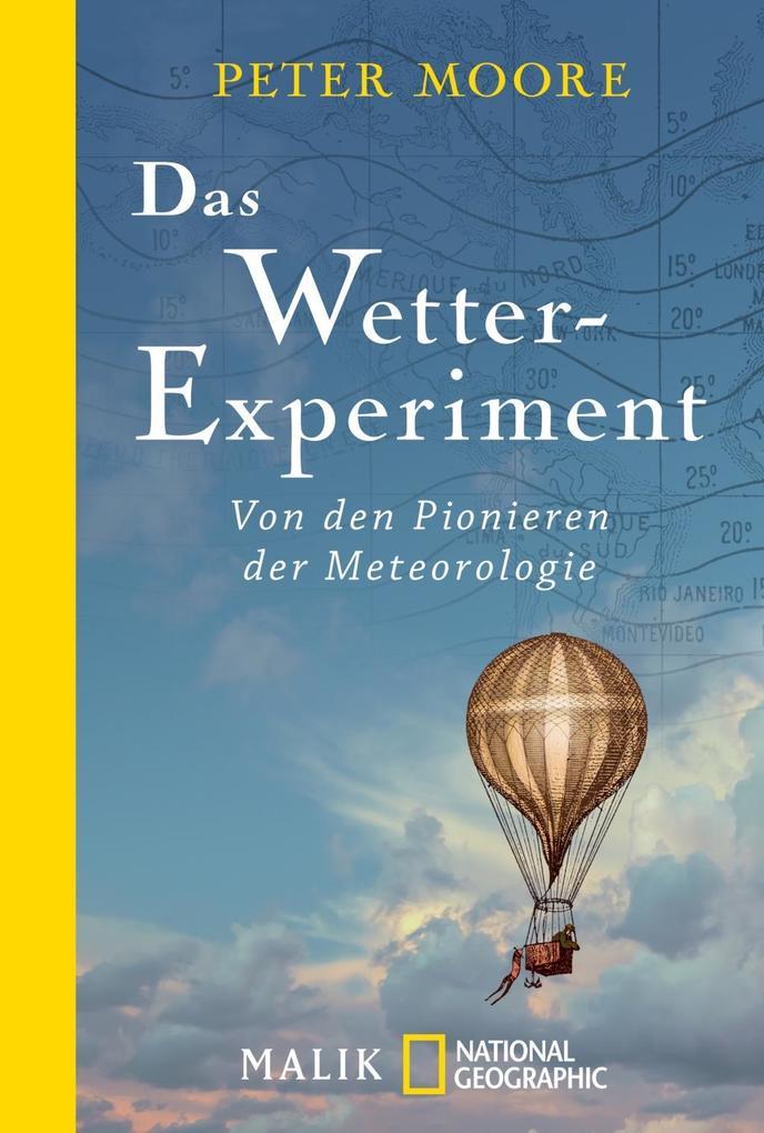 Das Wetter-Experiment als Taschenbuch