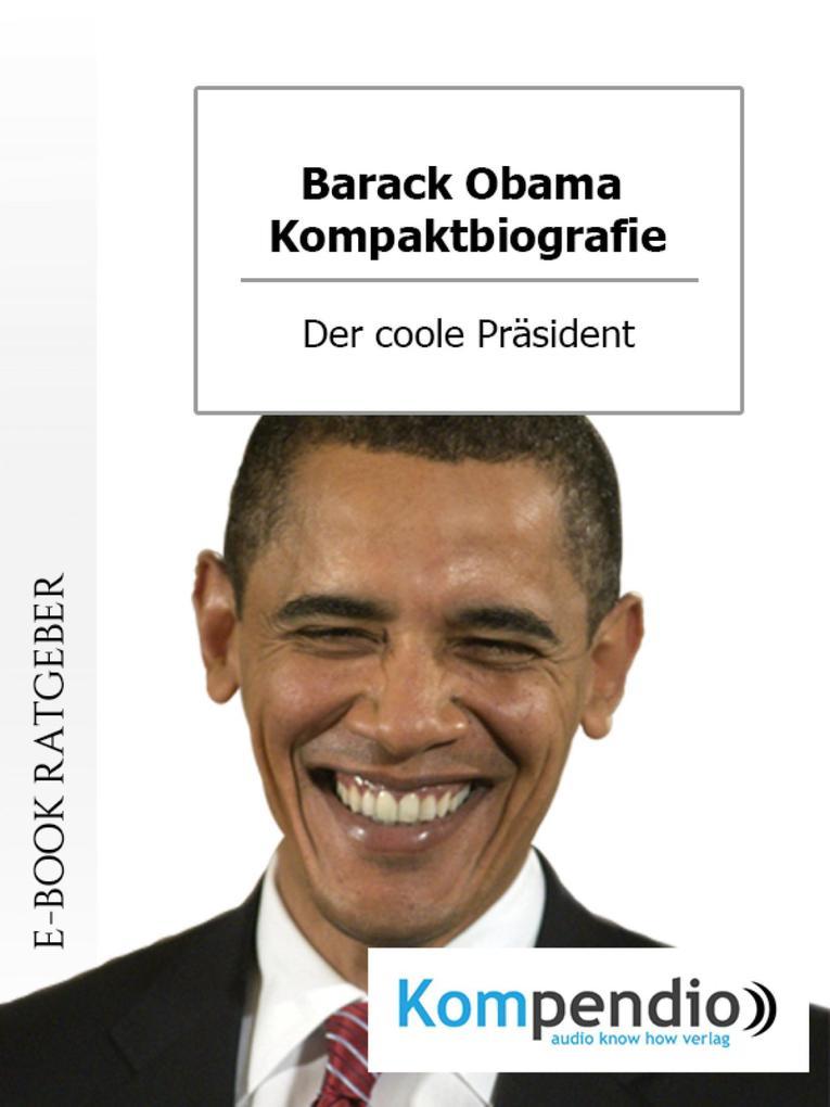 Barack Obama (Biografie kompakt) als eBook epub