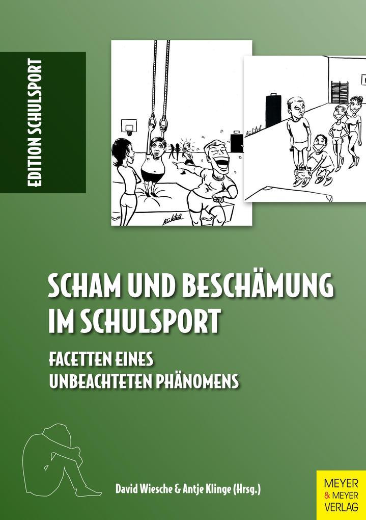 Scham und Beschämung im Schulsport als eBook Do...