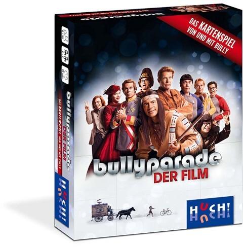 Bullyparade der Film - Das Kartenspiel als Spielwaren
