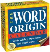 2018 Word Origin Day-to-Day Calendar