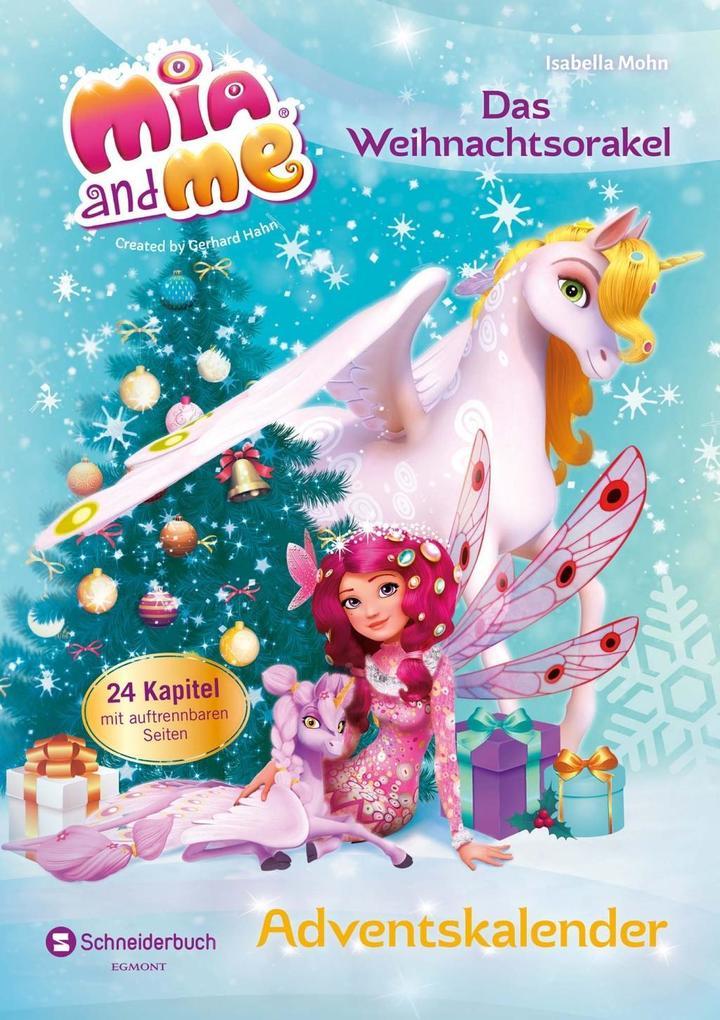 Mia and me - Adventskalender als Buch von Isabe...