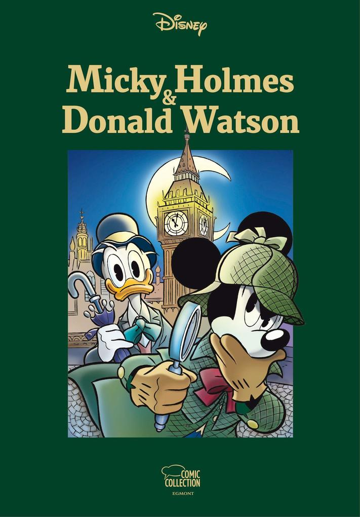 Micky Holmes & Donald Watson als Buch