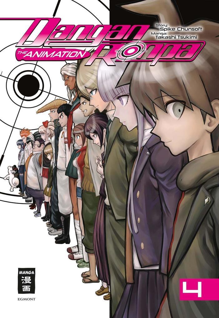 Danganronpa - The Animation 04 als Taschenbuch ...