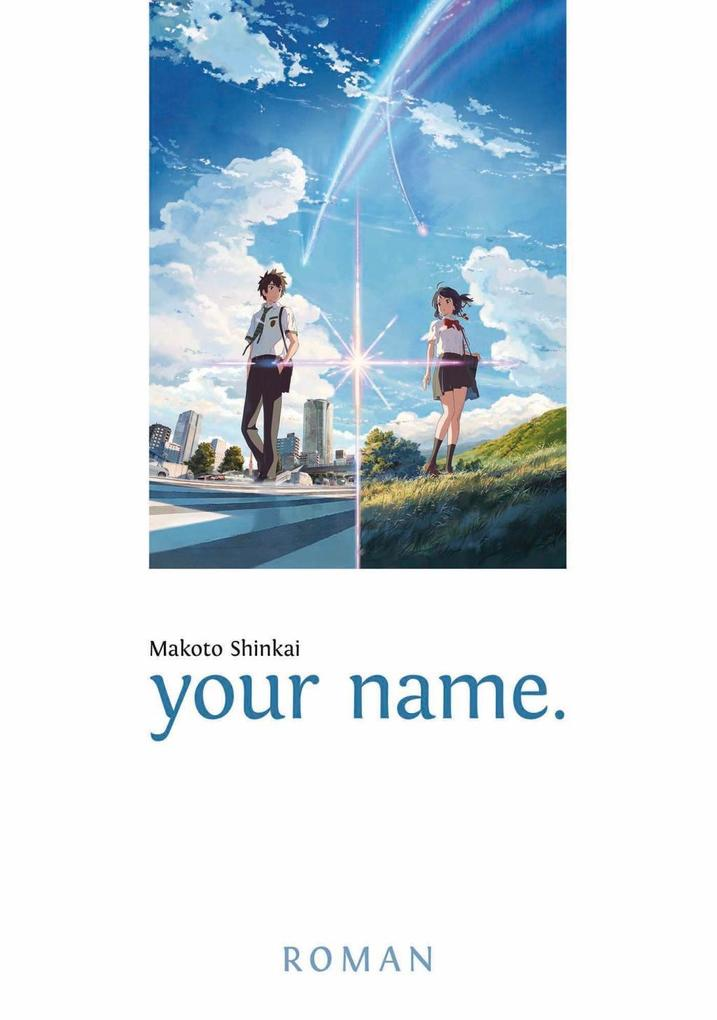 your name. als Buch