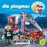 Playmos;(57)Wasser Marsch Feuerwehr