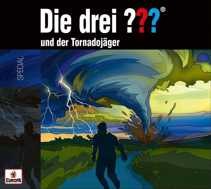 Die drei ??? und der Tornadojäger (drei Fragezeichen) als Hörbuch
