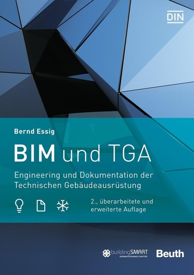 BIM und TGA als Buch