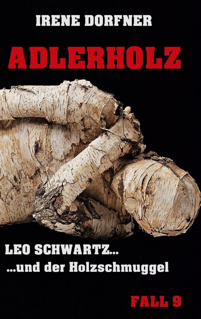 Adlerholz als Buch