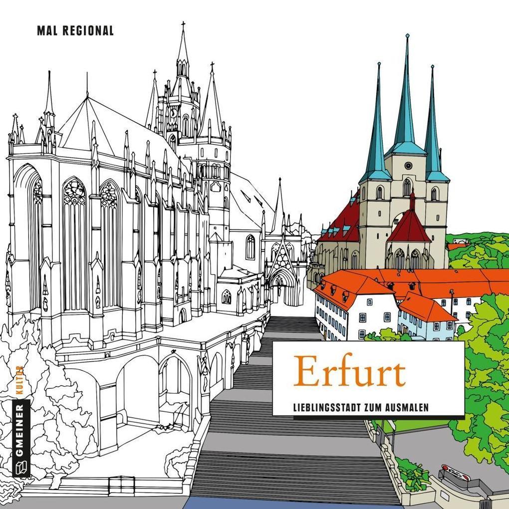 MALRegional - Erfurt als Taschenbuch von