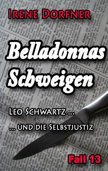 Belladonnas Schweigen als Buch