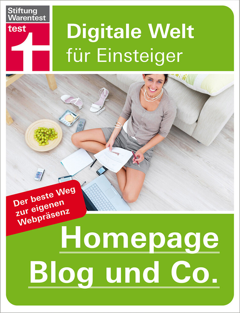 Homepage, Blog und Co. als eBook Download von P...