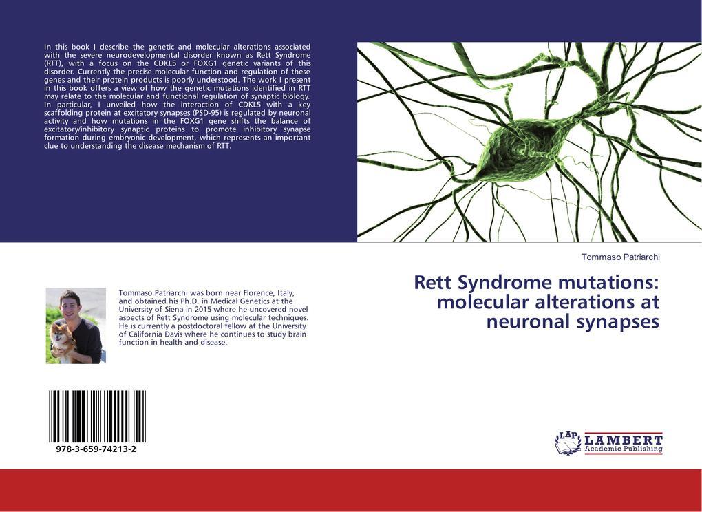 Rett Syndrome mutations: molecular alterations ...