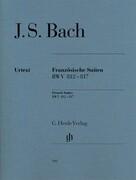 Französische Suiten BWV 812-817 br.