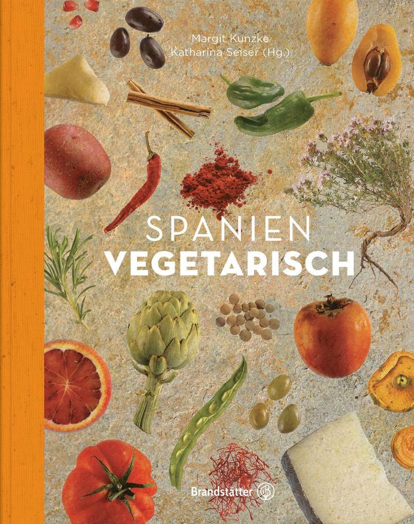 Spanien vegetarisch als Buch