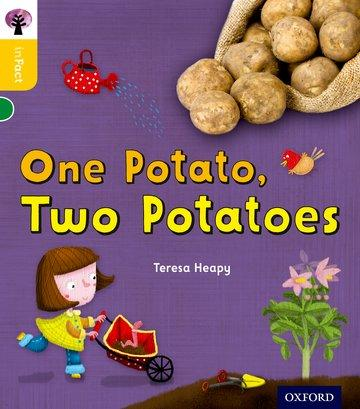 Oxford Reading Tree inFact: Oxford Level 5: One Potato, Two Potatoes als Taschenbuch