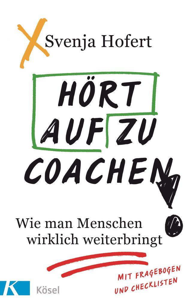Hört auf zu coachen! als eBook