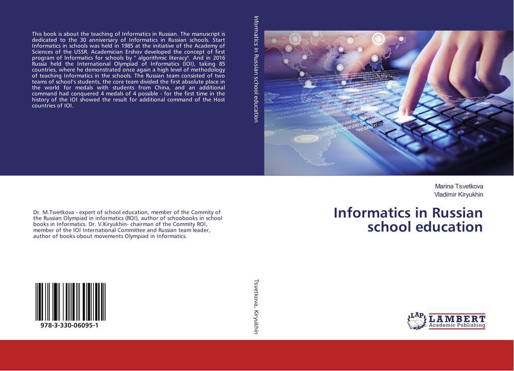 Informatics in Russian school education als Buc...
