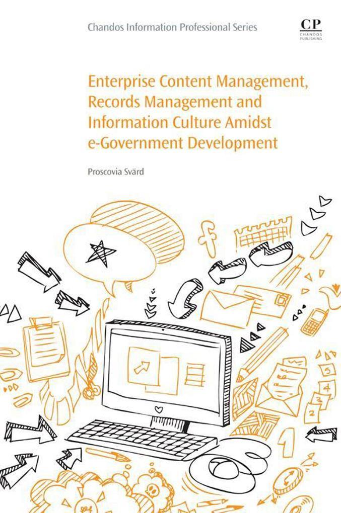 Enterprise Content Management, Records Manageme...