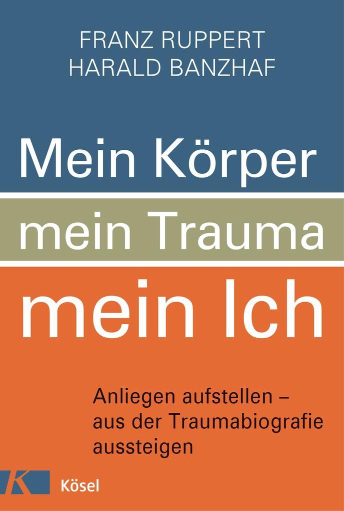 Mein Körper, mein Trauma, mein Ich als Buch