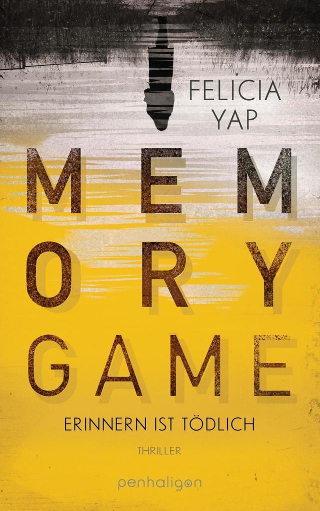 Memory Game - Erinnern ist tödlich als Buch