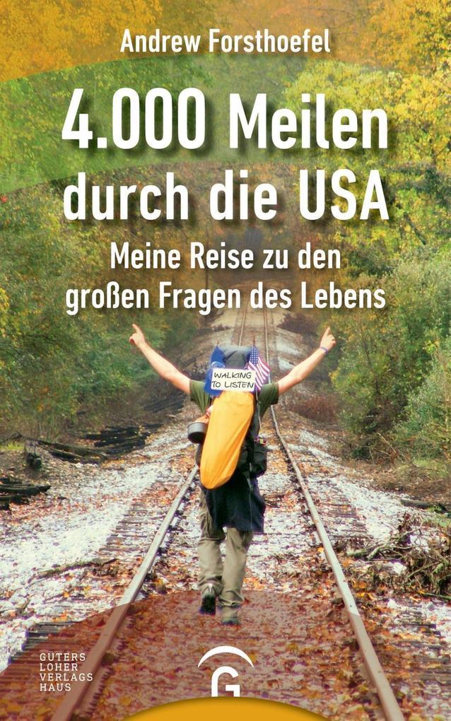 4000 Meilen durch die USA als Buch
