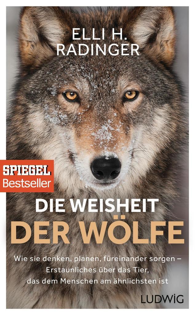 Die Weisheit der Wölfe als Buch