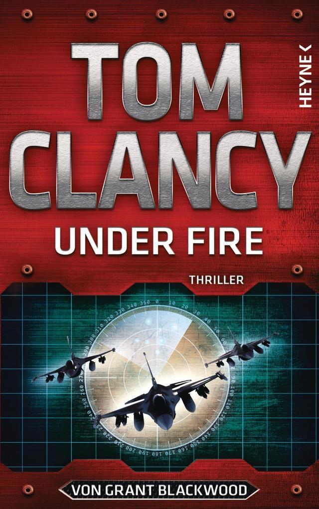 Under Fire als Buch