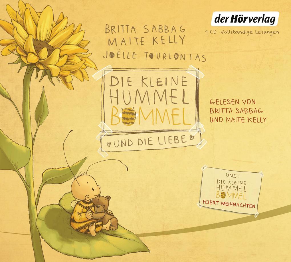 Die kleine Hummel Bommel und die Liebe als Hörbuch